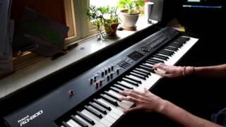 getlinkyoutube.com-Blonde Redhead  - For The Damaged Coda (Piano Cover)