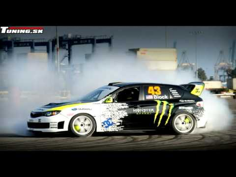 KEN BLOCK LFS DRIFT PC