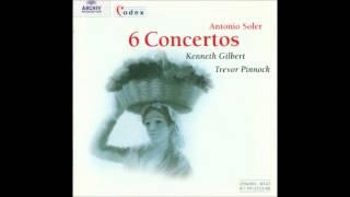 A.Soler 6 Concertos for 2 Keyboards Kenneth Gilbert, Trevor Pinnock