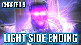getlinkyoutube.com-SWTOR KOTET ► Chapter 9 Light Side Ending - Arcann & Senya Live, The Outlander is a Peacekeeper
