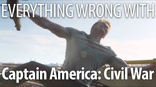 getlinkyoutube.com-Everything Wrong With Captain America: Civil War