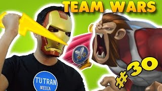 Monster Legends: Team wars #30 - Game Play and Battle