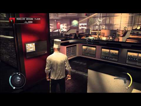 Hitman Absolution Platinum trophy