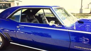 getlinkyoutube.com-1969 Camaro Test Drive