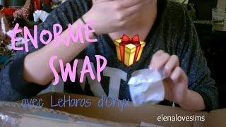 getlinkyoutube.com-Swap #1- ENORME SWAP SCHLEICH !!! avec LeHaras d'Onyx ♥