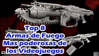 getlinkyoutube.com-Top 8 Armas Mas Poderosas de los Videojuegos