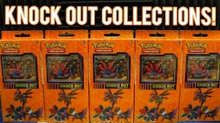 getlinkyoutube.com-Pokemon Cards - Dragon Knock Out Collection (5x) Opening