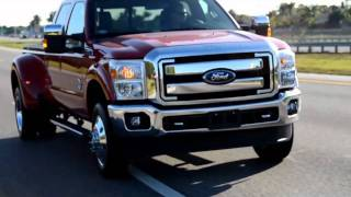 getlinkyoutube.com-American Force Wheels Ford 350 Dually 19.5 direct bolt- on Wheels on the Road.