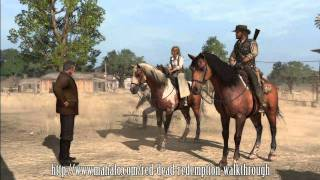 getlinkyoutube.com-Red Dead Redemption Walkthrough - Wild Horses, Tamed Passions (Part 7)