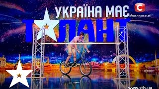 Александр Мартыщенко - Україна має талант-7 - Шестой кастинг в Киеве - 11.04.2015