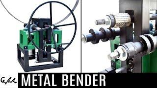 getlinkyoutube.com-Homemade Metal Bender
