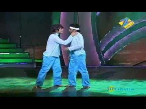 Dance Ke Superstars April 22 '11  - Dharmesh Sir & Amar