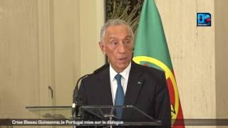 Crise Bissau Guineenne le Portugal mise sur le dialogue 1