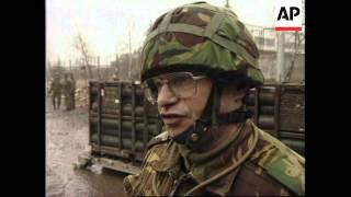 getlinkyoutube.com-BOSNIA: KUPRES: UK TROOPS DEPLOY HEAVY ARTILLERY