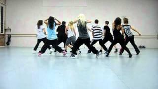 getlinkyoutube.com-'On the Floor' Jennifer Lopez choreography by Jasmine Meakin (Mega Jam)