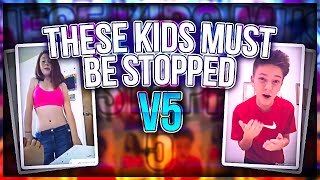 getlinkyoutube.com-THESE KIDS MUST BE STOPPED #5