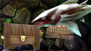 getlinkyoutube.com-Hungry Shark Evolution: ELECTRO SHARK Android Gameplay #12