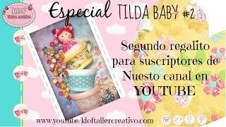 getlinkyoutube.com-KLOF -Cuadro Decorativo Tilda Baby