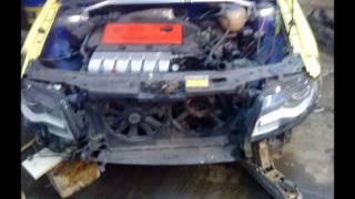 getlinkyoutube.com-Projekt B8 (VW Golf 3 VR6 umbau auf Audi A4 B8 Front