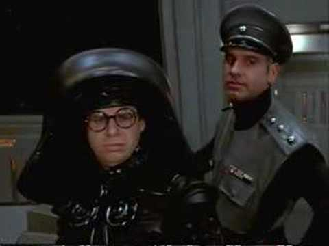 Space balls RADAR JAMMED High Quality