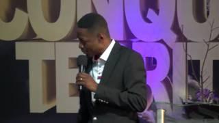 Taking Territories by Faith - Rev Sam Adeyemi #VBC2015