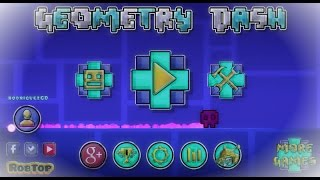 TRANSPARENCIA EN GD | Texture Pack Traslucido | Geometry Dash Android HD & Low