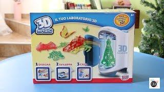 getlinkyoutube.com-Laboratorio stampante 3d per creare giochi