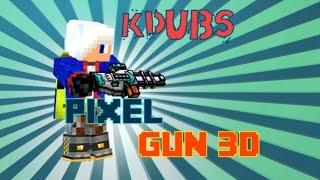 getlinkyoutube.com-PIXEL GUN WORLD - Pixel Gun for PC - Kdubs