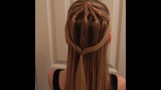 getlinkyoutube.com-Around pigtails hairdo / Bonita Hair Do