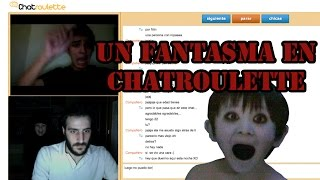 getlinkyoutube.com-BROMA DEL NIÑO FANTASMA | Terror en Chatroulette