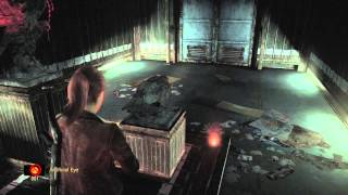 getlinkyoutube.com-Resident Evil Revelations 2: Ep 3 Judgement - Artificial Eye, Processing Plant Key Spikes Puzzle PS4