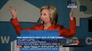 getlinkyoutube.com-Iowa Democratic Party Hall of Fame Dinner 07-17-2015