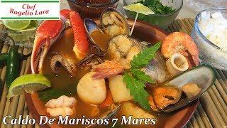 getlinkyoutube.com-CALDO DE MARISCOS 7 MARES DELICIOSA RECETA!