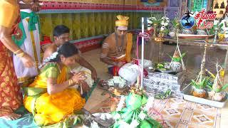 புங்குடுதீவு 9ம் வட்டாரம் வல்லன் ஸ்ரீ ஹரிஹரபுத்திர ஐயனார் கோவில் அலங்கார உற்சவம் 1 ம் திருவிழா 2021