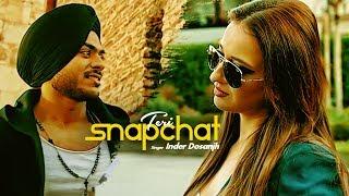 Inder Dosanjh: Teri Snapchat (Punjabi Song) Kaptaan | Latest Punjabi Songs 2017 | T-Series