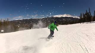 getlinkyoutube.com-Ultimate Flatland / Buttering Snowboarding
