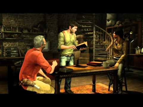 Uncharted 3: Drake's Deception E3 2011 Trailer -FclflGvPSTY