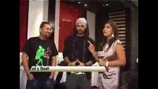 getlinkyoutube.com-BOHEMIA talking abt bollywood comeback -Ajj Tak | 2014