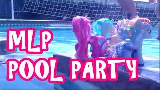 getlinkyoutube.com-MLP Pool Party!!