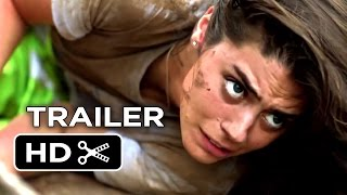 getlinkyoutube.com-The Green Inferno Official Trailer #1 (2015) - Eli Roth Horror Movie HD