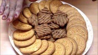 getlinkyoutube.com-Eggless Instant Biscuit Cake