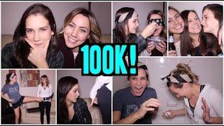 getlinkyoutube.com-100K Subscriber CHALLENGE MASH UP