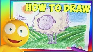 How to Draw Animals - Danny & Daddy   Learn How to Draw Cartoon Animals Collection for Children