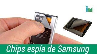 getlinkyoutube.com-¿Samsung pone un chip espía en sus baterías?