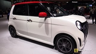 getlinkyoutube.com-2016 Honda N One Modulo X - Exterior and Interior Walkaround - 2015 Tokyo Motor Show