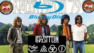 Led Zeppelin KNEBWORTH 79' HD Remastered Blu Ray 2017