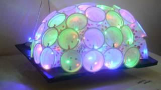 getlinkyoutube.com-Lampu Hias (Glow in The Cup)
