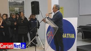 L'Alternativa incontra i cittadini - ANTONIO ARCURI