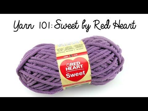 Yarn 101: Sweet by Red Heart, Episode 388