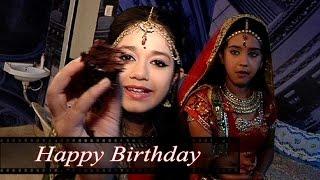 getlinkyoutube.com-Jannat Zubair Rahmani Celebrates Her Birthday With India-Forums